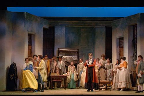 Act I Chorus Scene