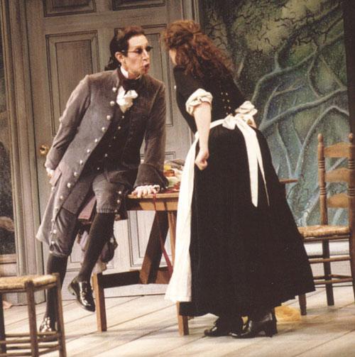 Le Nozze di Figaro - Basilio