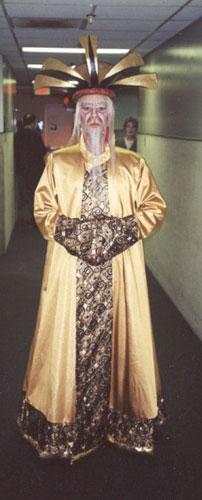 Turandot - Emperor Altoum