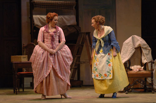 Marcellina and Susanna